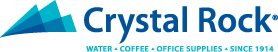 And thank you to Crystal Rock! They are donating bottle water for the event!