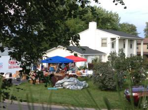 Garage Sale July 2013
